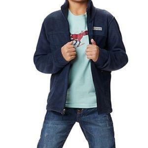 *New* Columbia fleece zip up jacket
